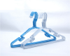 Plastic Coated Wire Material Laundry Hanger