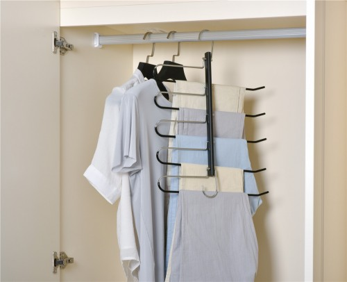 Clothes drying rack rolling collapsible laundry dryer hanger